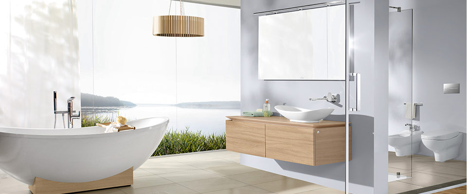 Grote badkamer stijlbewust ontwerpen en inrichten for Salle de bain style nature