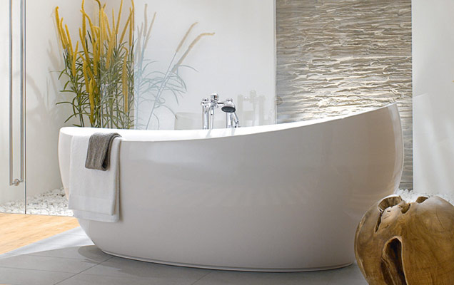 Ondiepe Wasbak Badkamer ~ Wellness in de badkamer thuis