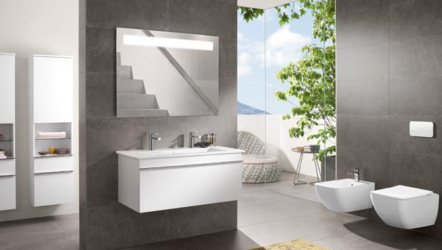 Licht op de juiste manier toepassen in de badkamer - Villeroy & Boch