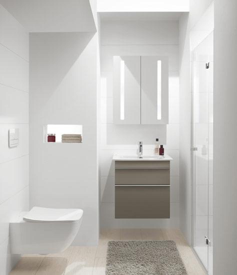 licht in de badkamer  villeroy  boch, Meubels Ideeën
