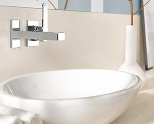 Badkamerkranen van Villeroy & Boch
