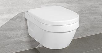Toiletten van villeroy boch innovatief en functioneel for Bosch and villeroy
