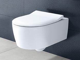 toiletten van villeroy boch innovatief en functioneel. Black Bedroom Furniture Sets. Home Design Ideas