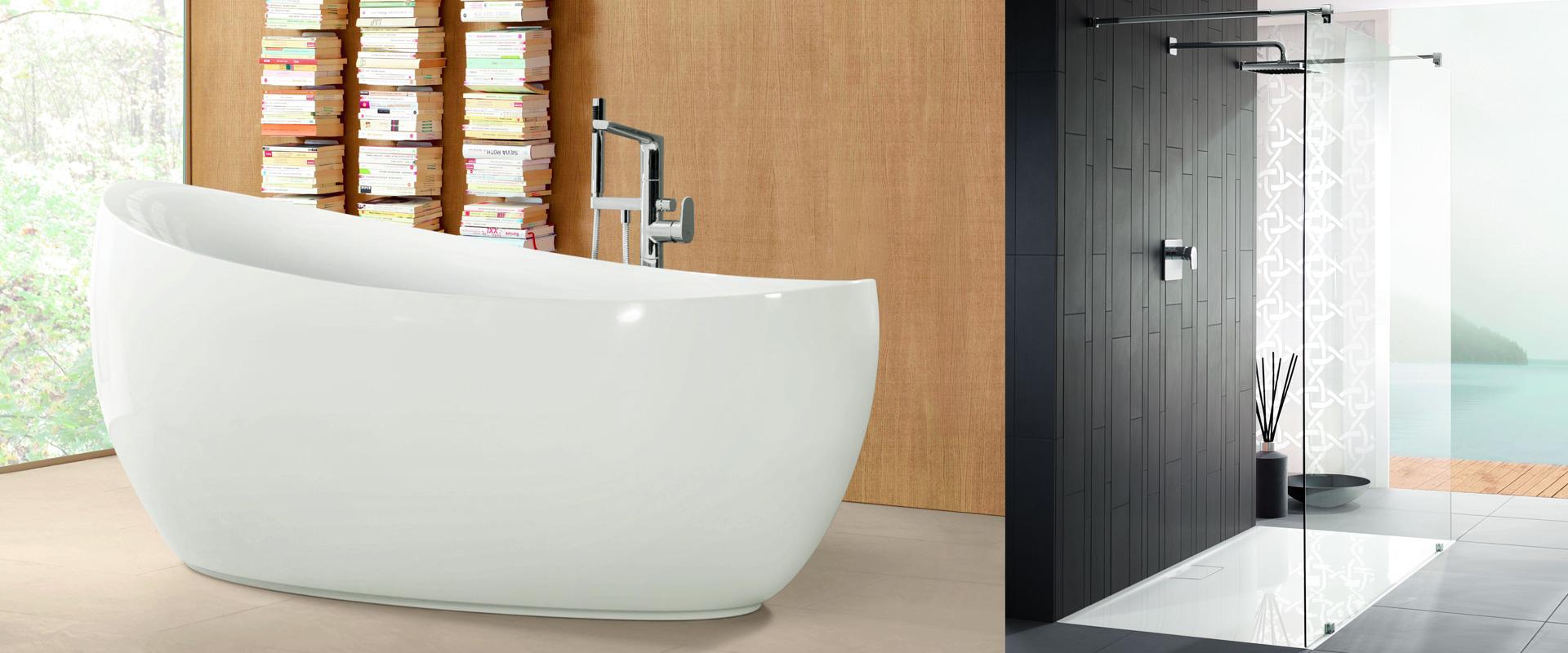 Acryl en Quaryl - Onderhoudsvriendelijke materialen - Villeroy & Boch