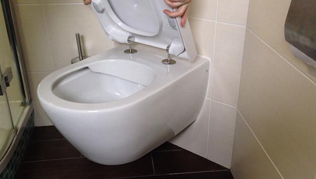 Toilet Villeroy En Boch.Test Hagemann