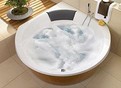 een overzicht van de whirlpoolbaden