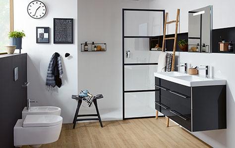 Badkamer Opberg Ideeen : Bad & wellness producten voor u thuis villeroy & boch