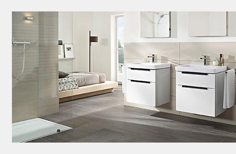 Voorbeeld Bestek Badkamer : Villeroy & boch