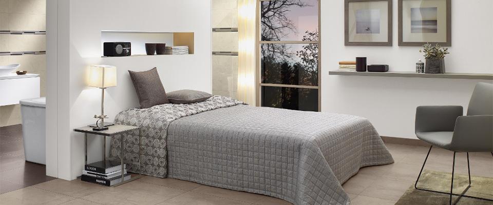 Hotel Met Bad In Slaapkamer : Bad- en slaapkamer als multifunctionele ...