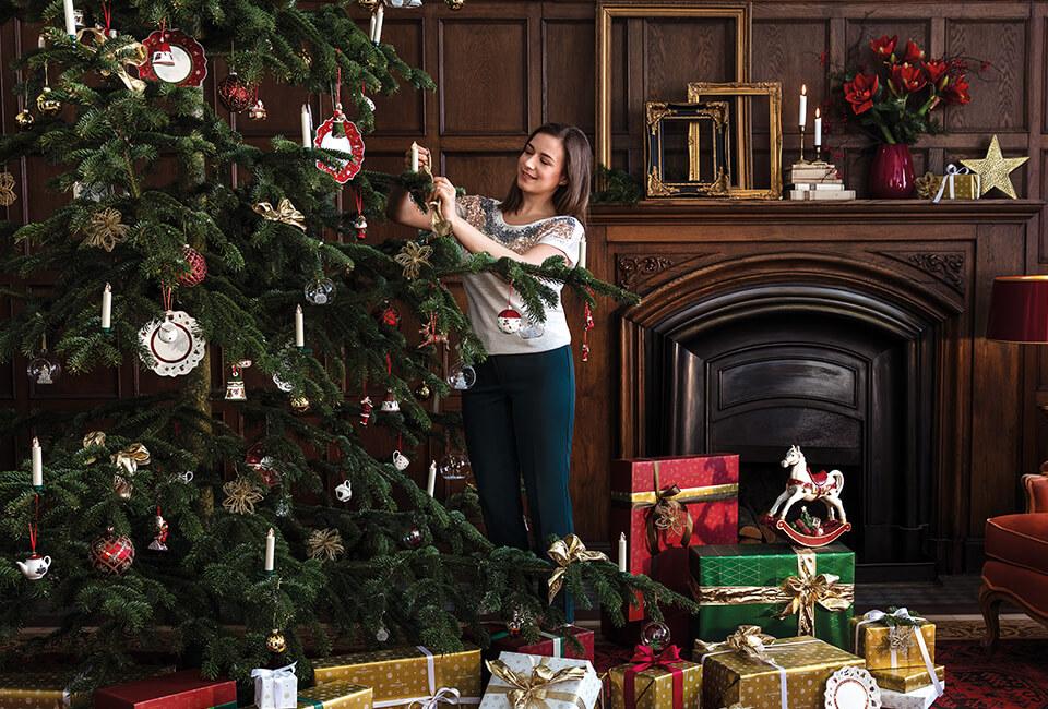 Kerstboom Decoratie Van Villeroy Boch