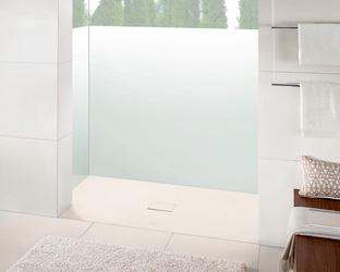 Douchebakken voor de perfecte douchebeleving villeroy boch - Model betegelde badkamer ...