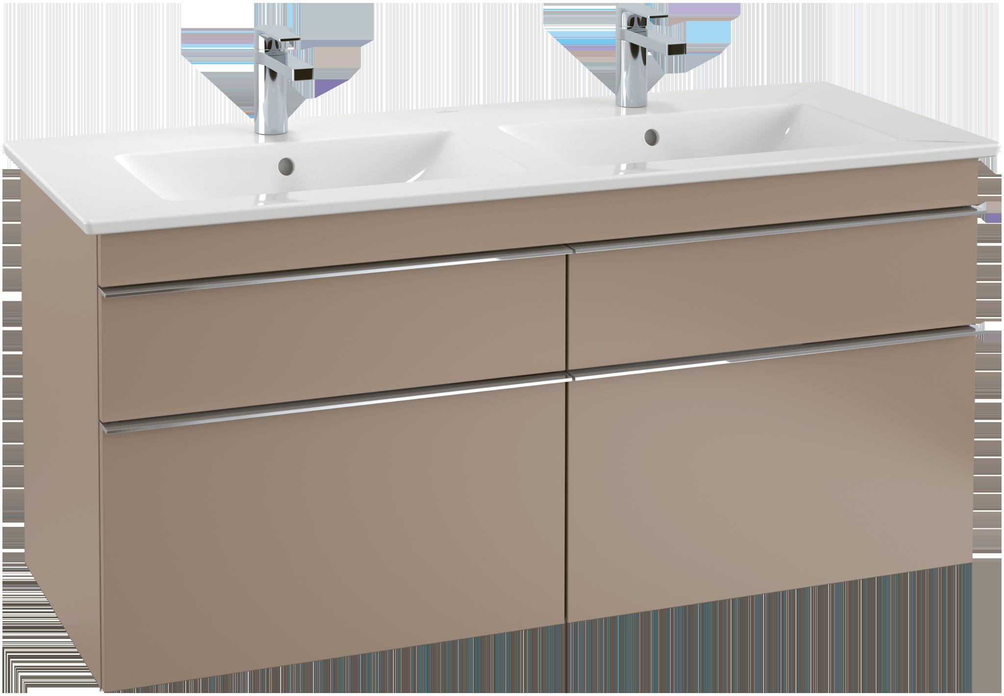 badkamerkastje voor onder wasbak badkamermeubel monteren