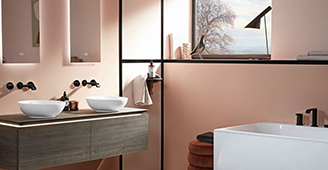 Badkamer winkel Sanidrome Het Badhuis SCHEEMDA - Villeroy & Boch