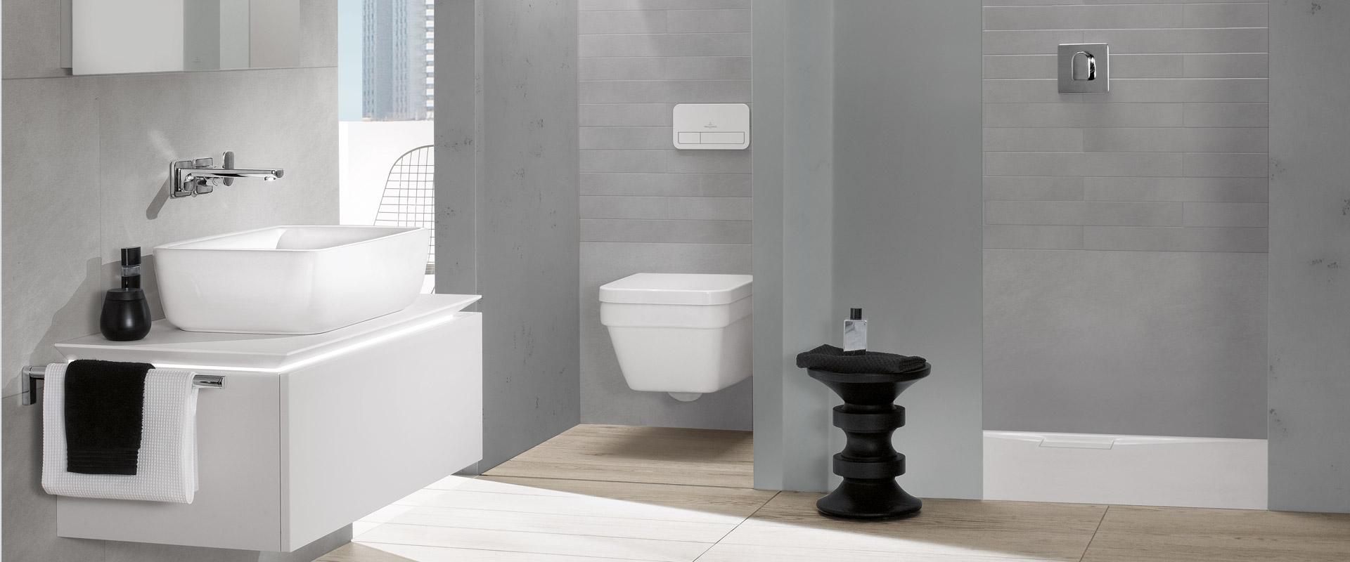 Architectura – tijdloos design voor uw badkamer